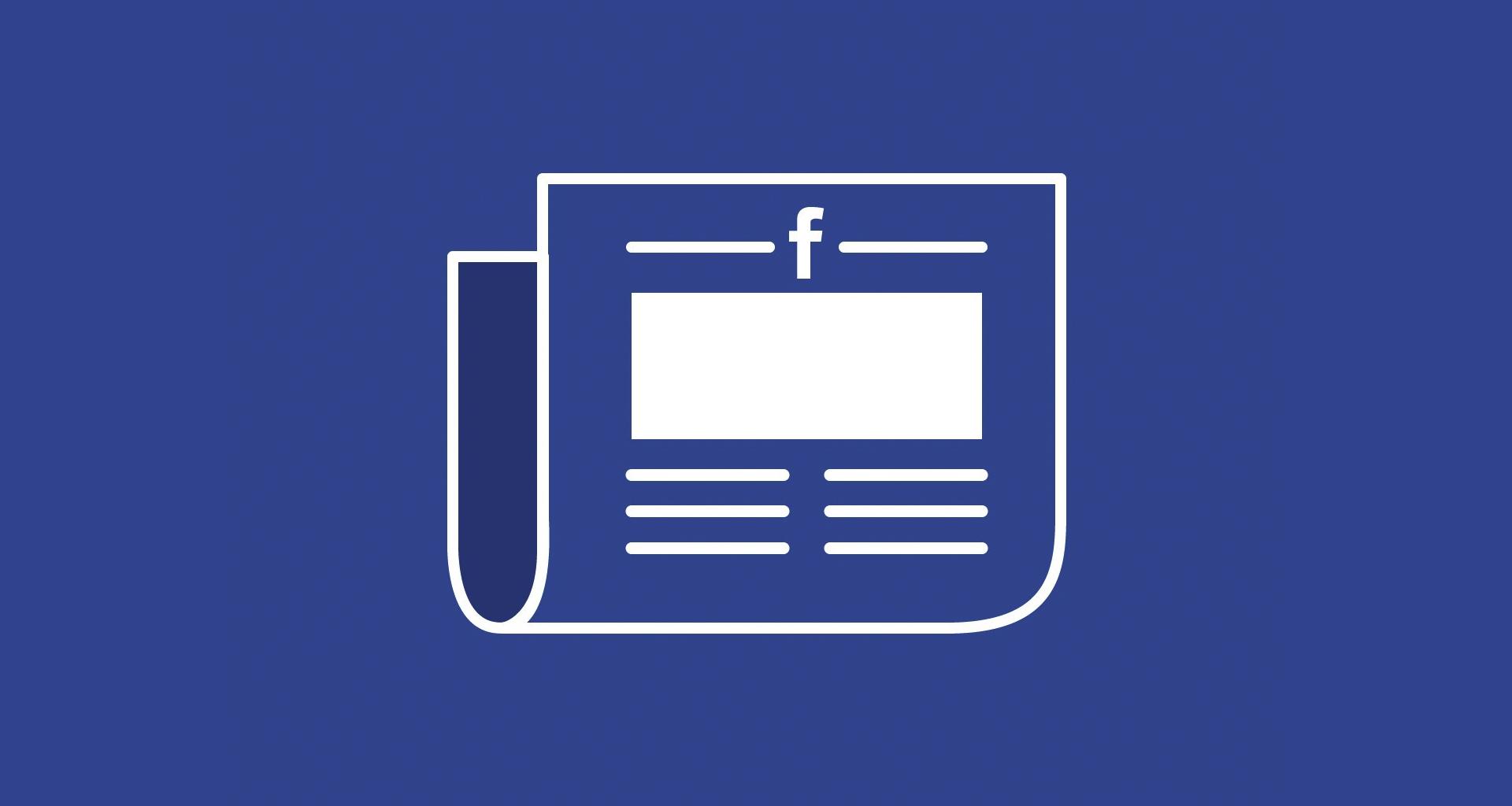Facebook'un Instant Article Platformundan Google AMP ve Apple News'a Destek