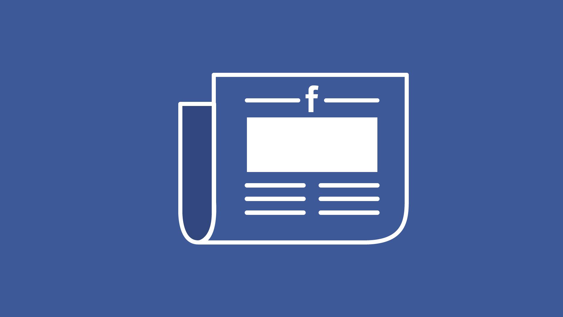 Facebook'tan yayıncıları mutlu edecek bir ürün: Haber Aboneliği