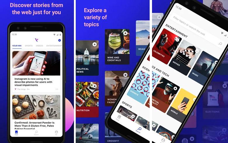 Microsoft'un Haber Okuma Deneyiminizi Arttıracak Uygulaması: Hummingbird