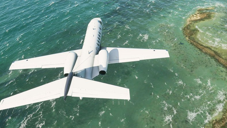 Microsoft Flight Simulator 2020'nin Boyutu Belli Oldu