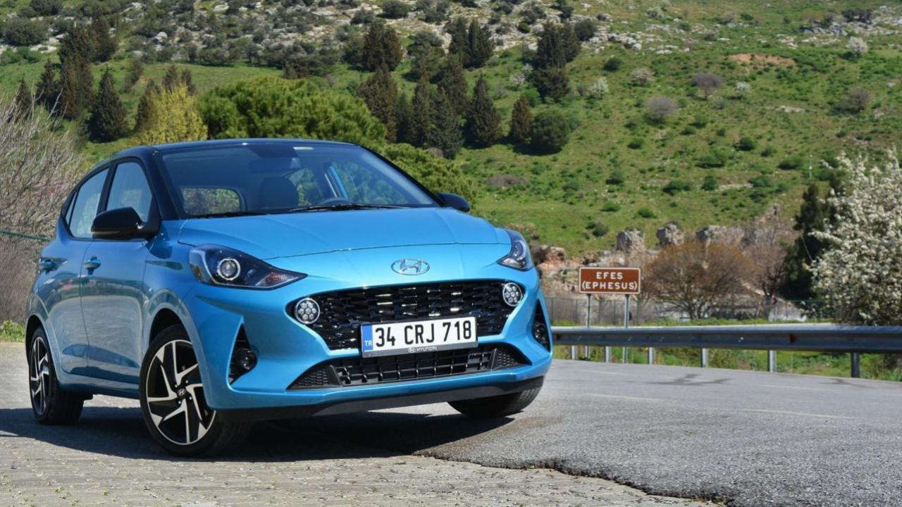 2021 Hyundai i10 fiyatlarına sembolik zam! – Mayıs