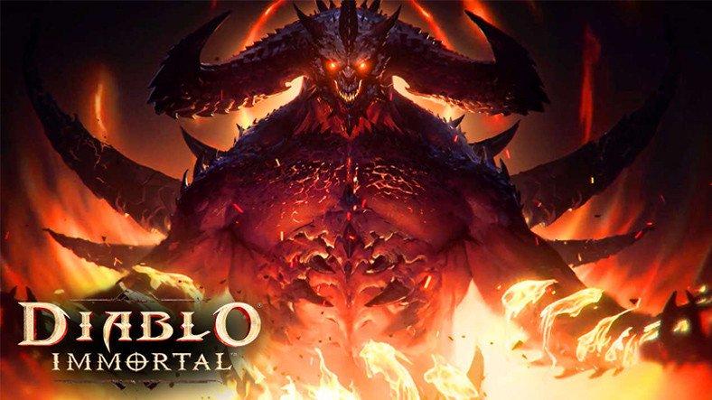 Diablo Immortal, Bu Yıl Bitmeden Çıkış Yapacak