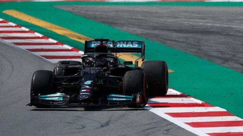 Hamilton İspanya GP'ye İlk Sıradan Başlayacak