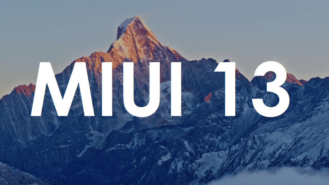 MIUI 13 alacak Xiaomi modelleri belli oldu! Listede yok yok!