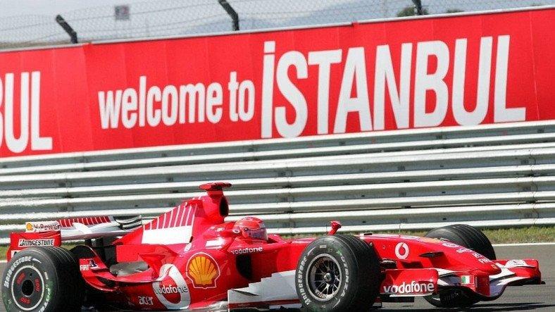 Türkiye GP Formula 1 Takviminden Çıkarılabilir