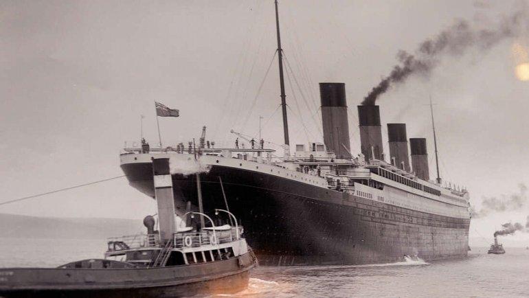 Titanik'in Gerçek Kayıtları, 100 Yılı Aşkın Bir Sürenin Ardından Yayınlandı