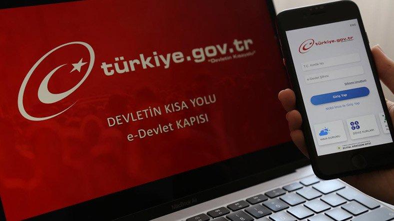 Vatandaşlar, Bölgedeki Polisleri e-Devlet'ten Görebilecek