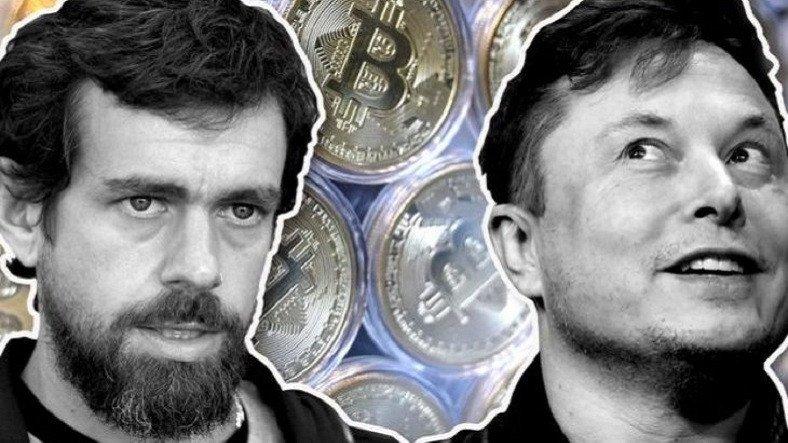 Elon Musk ve Jack Dorsey Bir Bitcoin Etkinliğinde Buluşacak