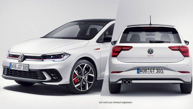 Yeni Volkswagen Polo GTI'ın Fotoğrafları Paylaşıldı