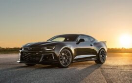 Chevrolet, Camaro'yu Elektrikli Otomobile Çevirebilir