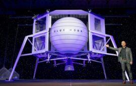 Jeff Bezos'tan NASA'ya, Reddedilemeyecek Bir Teklif Geldi!