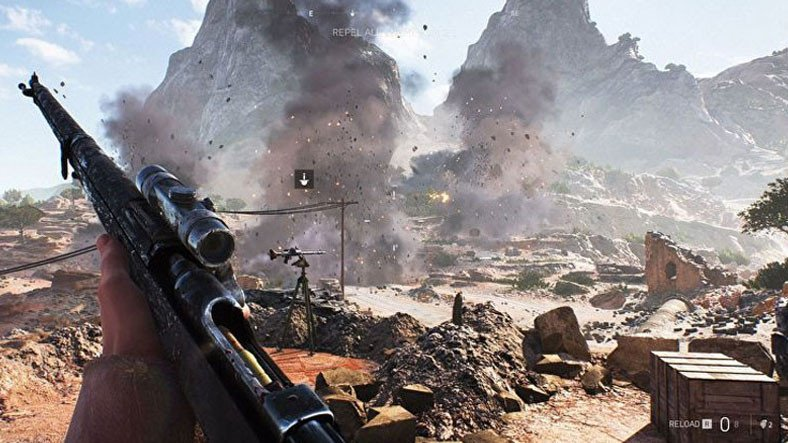 Battlefield V, Tamamen Ücretsiz Oldu