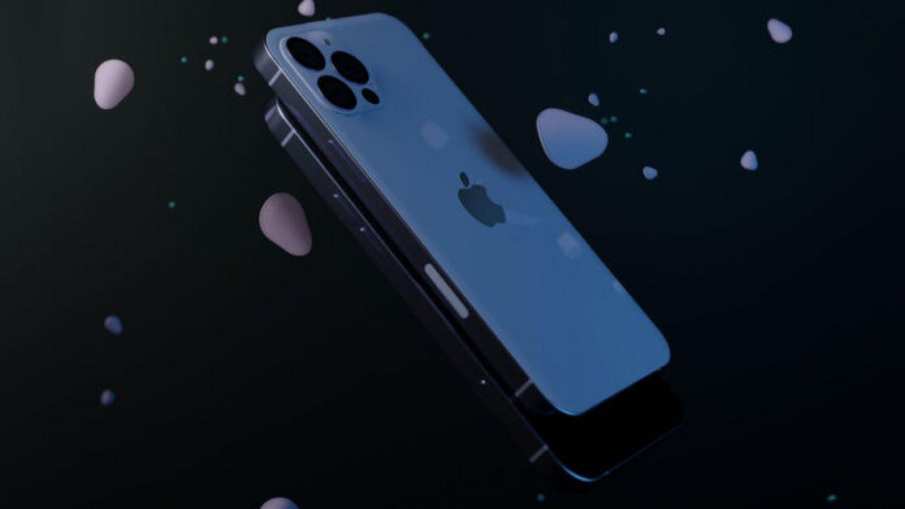Bu özellik bir tek iPhone 13 Pro Max'de olacak!