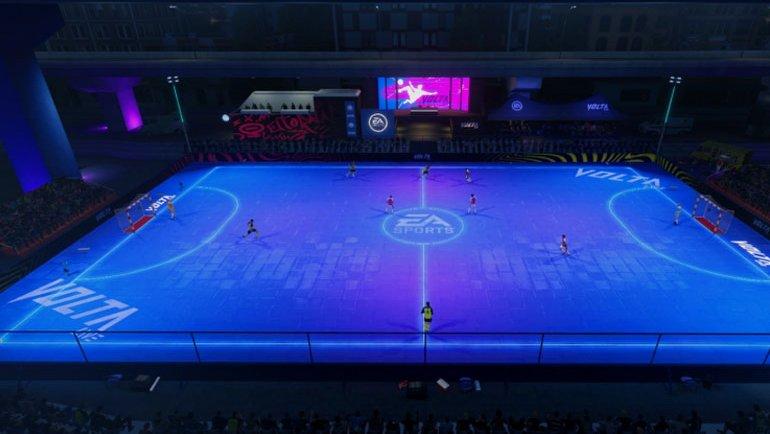 FIFA Online 4'e Heyecan Verici Yeni Oyun Modu: Volta Live