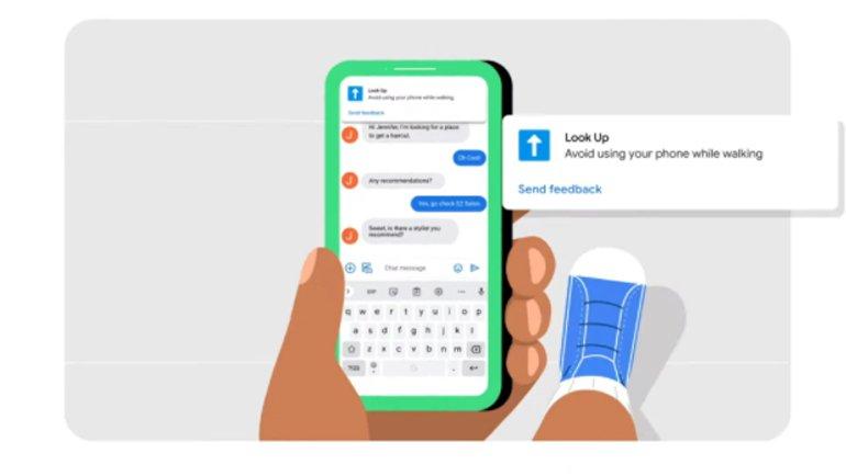 """Google, Yeni Özelliği ile Android Kullanıcılarına """"Başını Kaldır"""" Diyecek"""