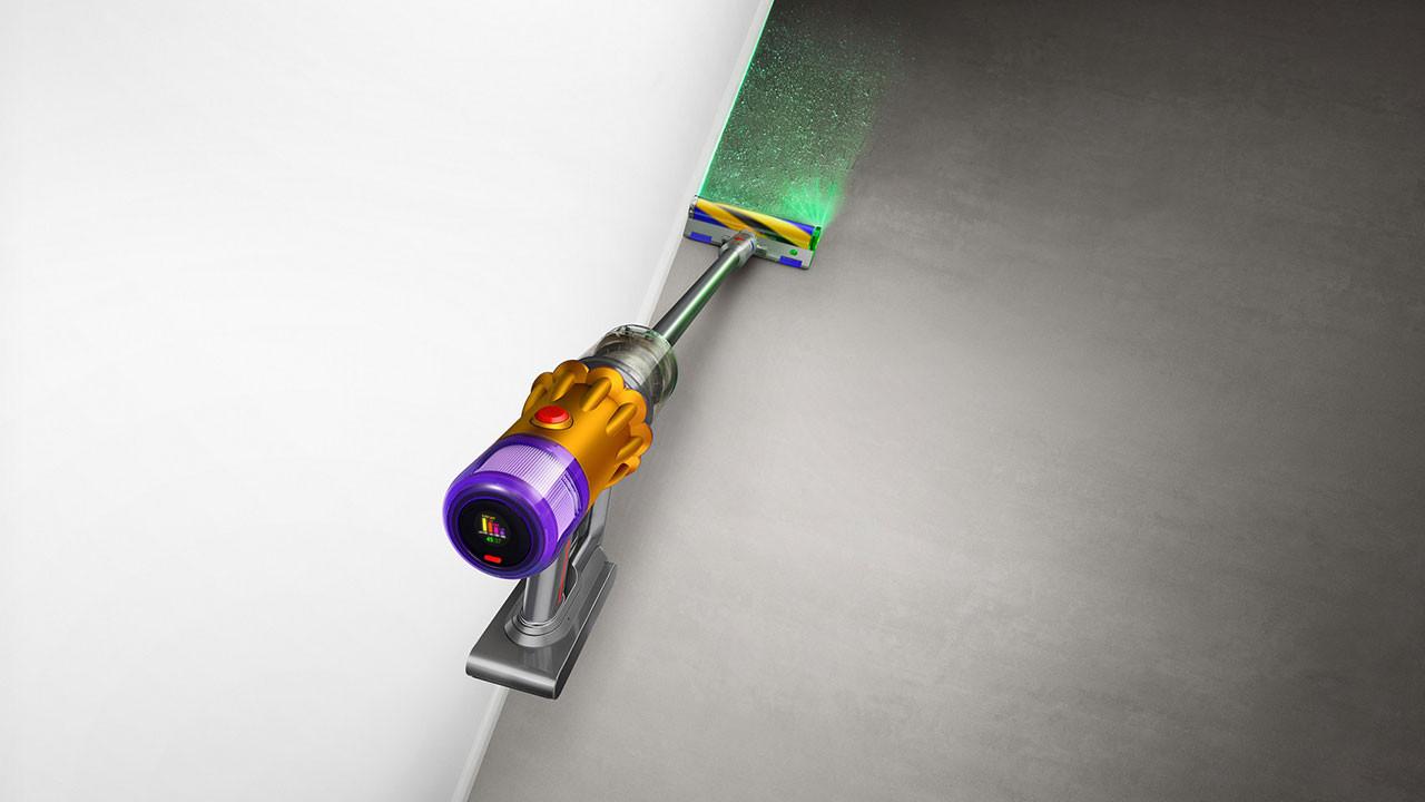 Lazer teknolojili süpürge Dyson V15 Türkiye'de