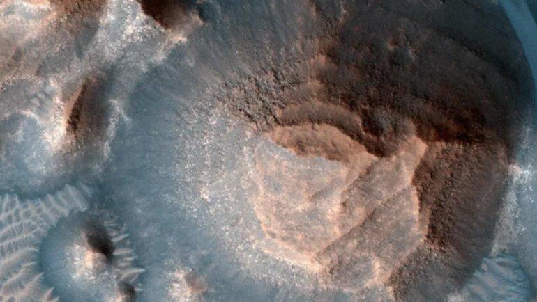 Mars'ta Yaşanacak Bir  Süper Patlamanın Güneş'i Kapatması Bekleniyor!