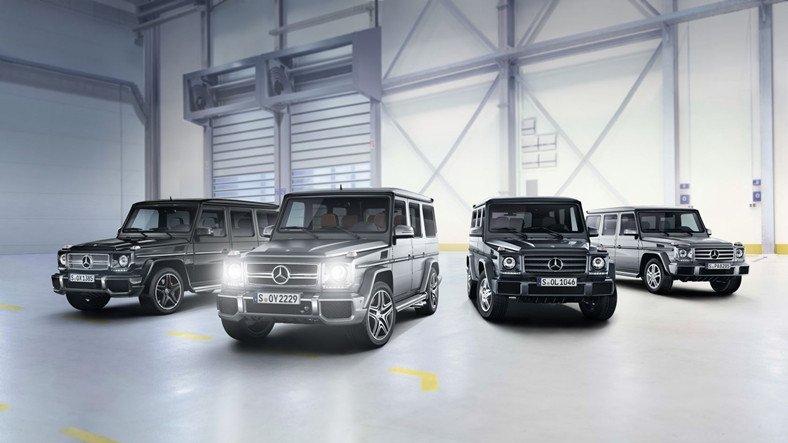 Mercedes-Benz G Serisi Fiyat Listesi ve Özellikleri