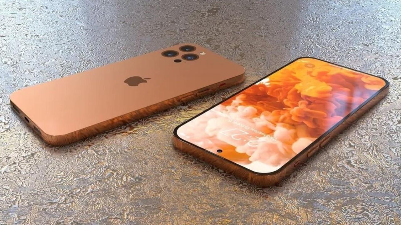 Apple iPhone 14 harika tasarımı ile geliyor!