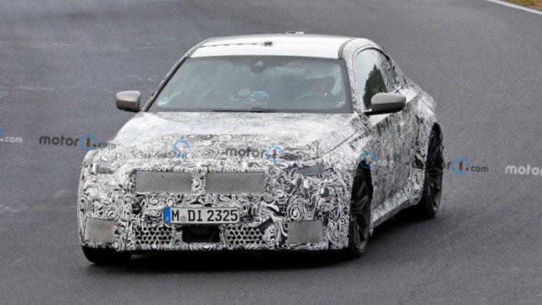 Yeni BMW M2 Competition, Nürburgring'de Görüntülendi